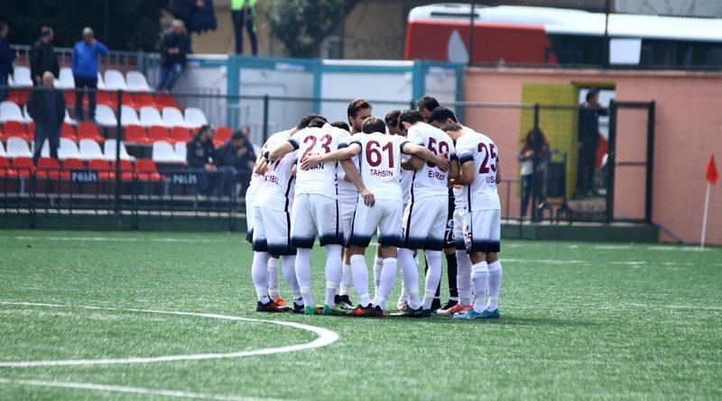 Kartalspor 1-2 Şilespor Maç fotoğrafları